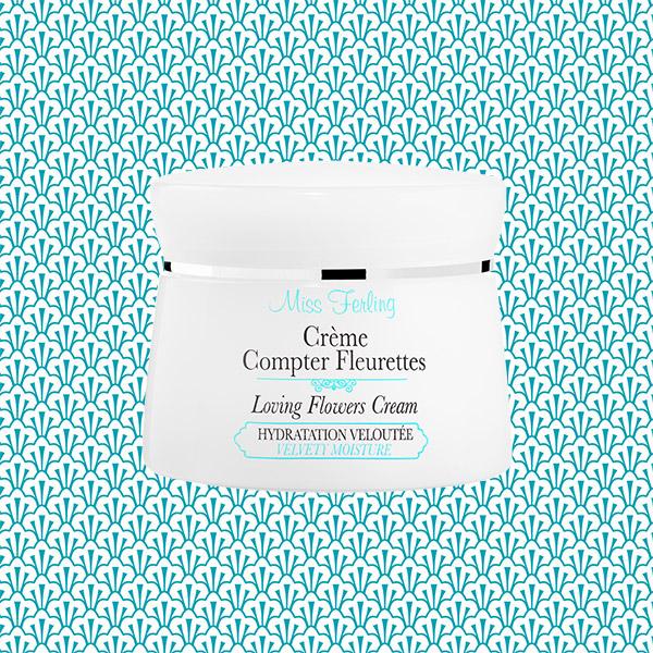 Crème Compter Fleurettes