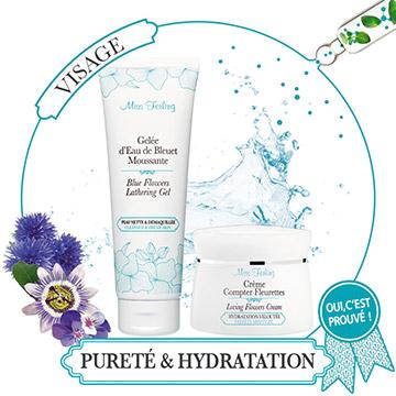 Pureté & hydratation